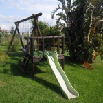 Realizzazione giochi in legno per bambini