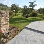 realizzazione fontana in pietra con impianto idrico